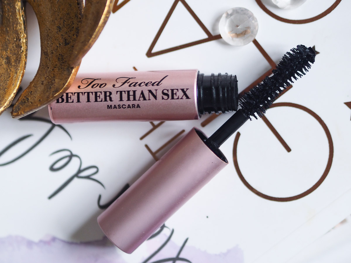Is the Better than Sex Mascara Better than I Remember?