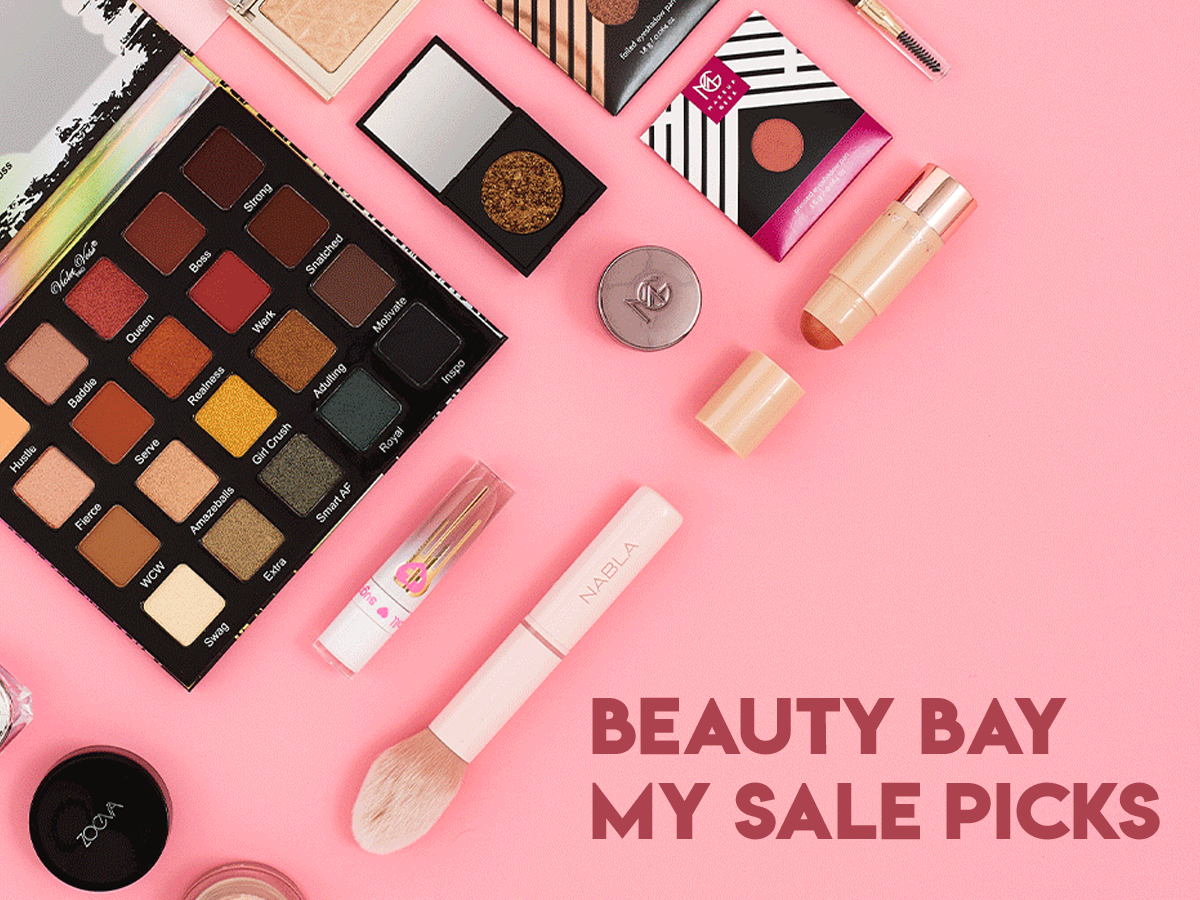Picks from the Beauty Bay Sale