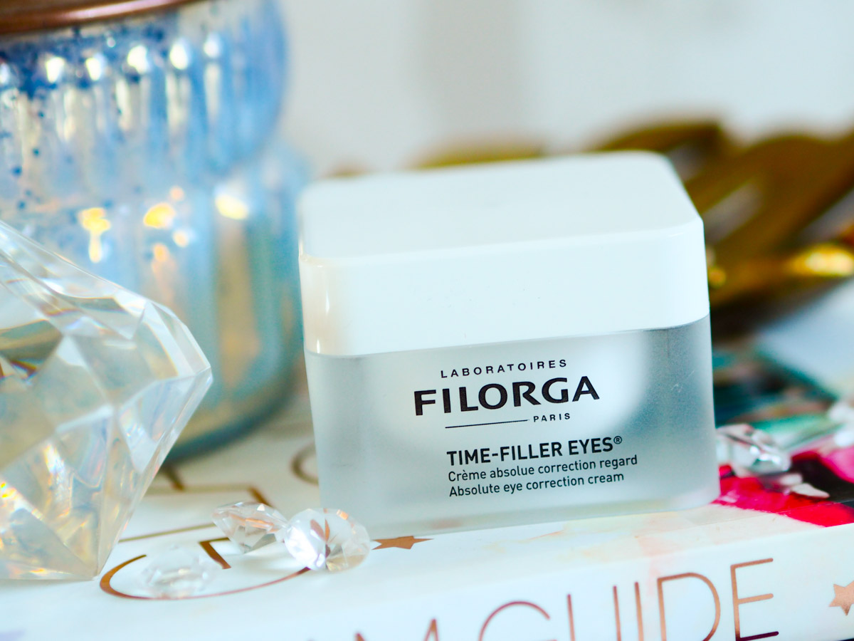 Filorga Time Filler Eyes eye cream review