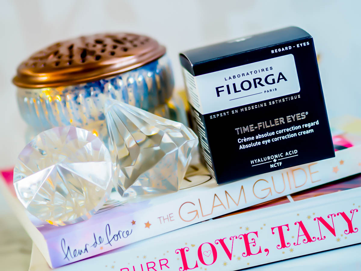Filorga Time Filler Eyes review
