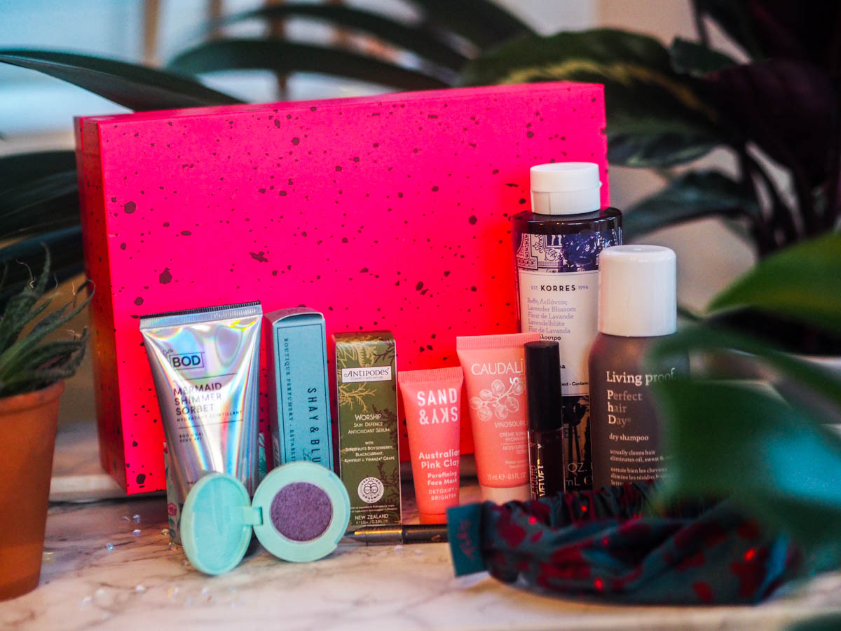 Tili Beauty Box – November 2018 – Urban Jungle