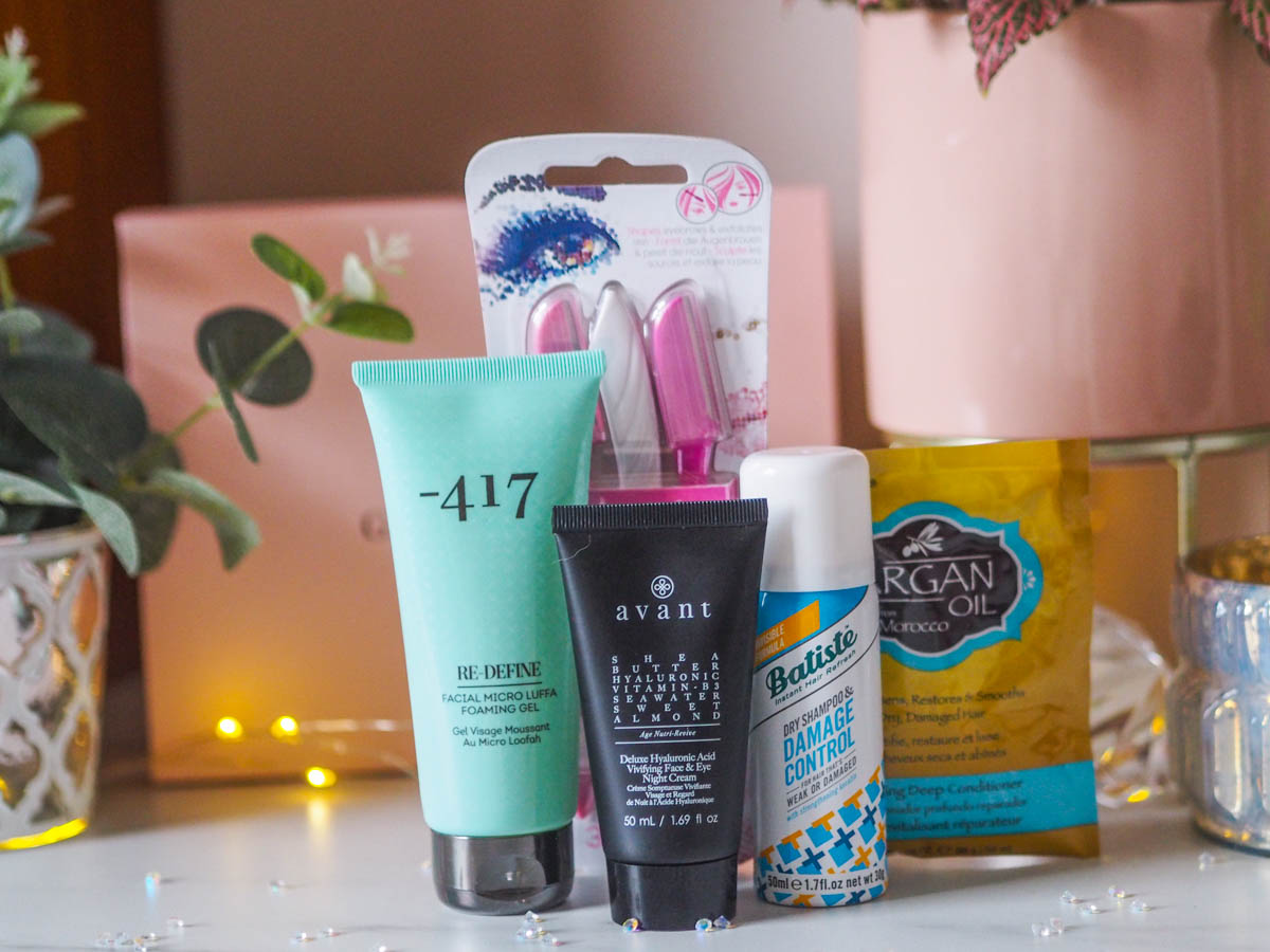 Glossybox January 2019 – Resolutions Edition