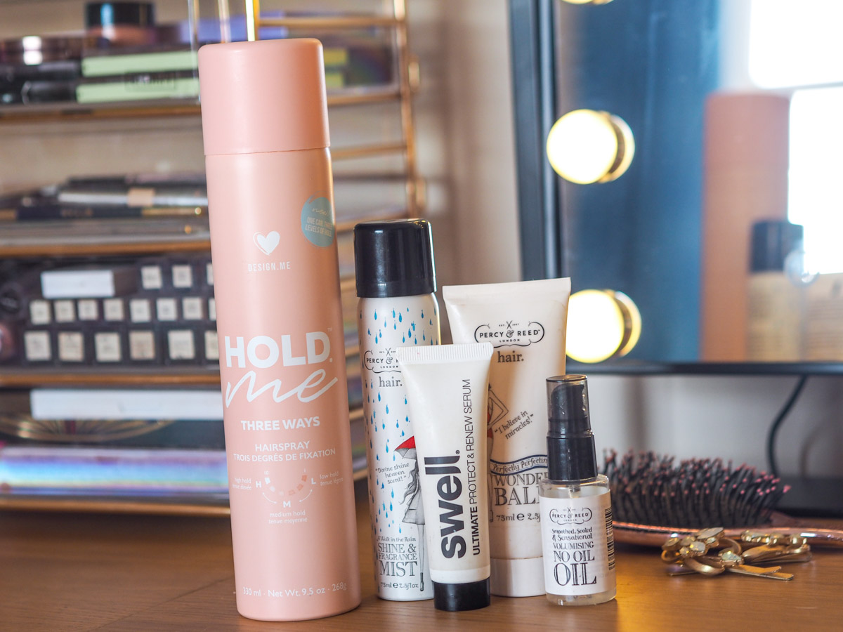 Five New In in Haircare #2