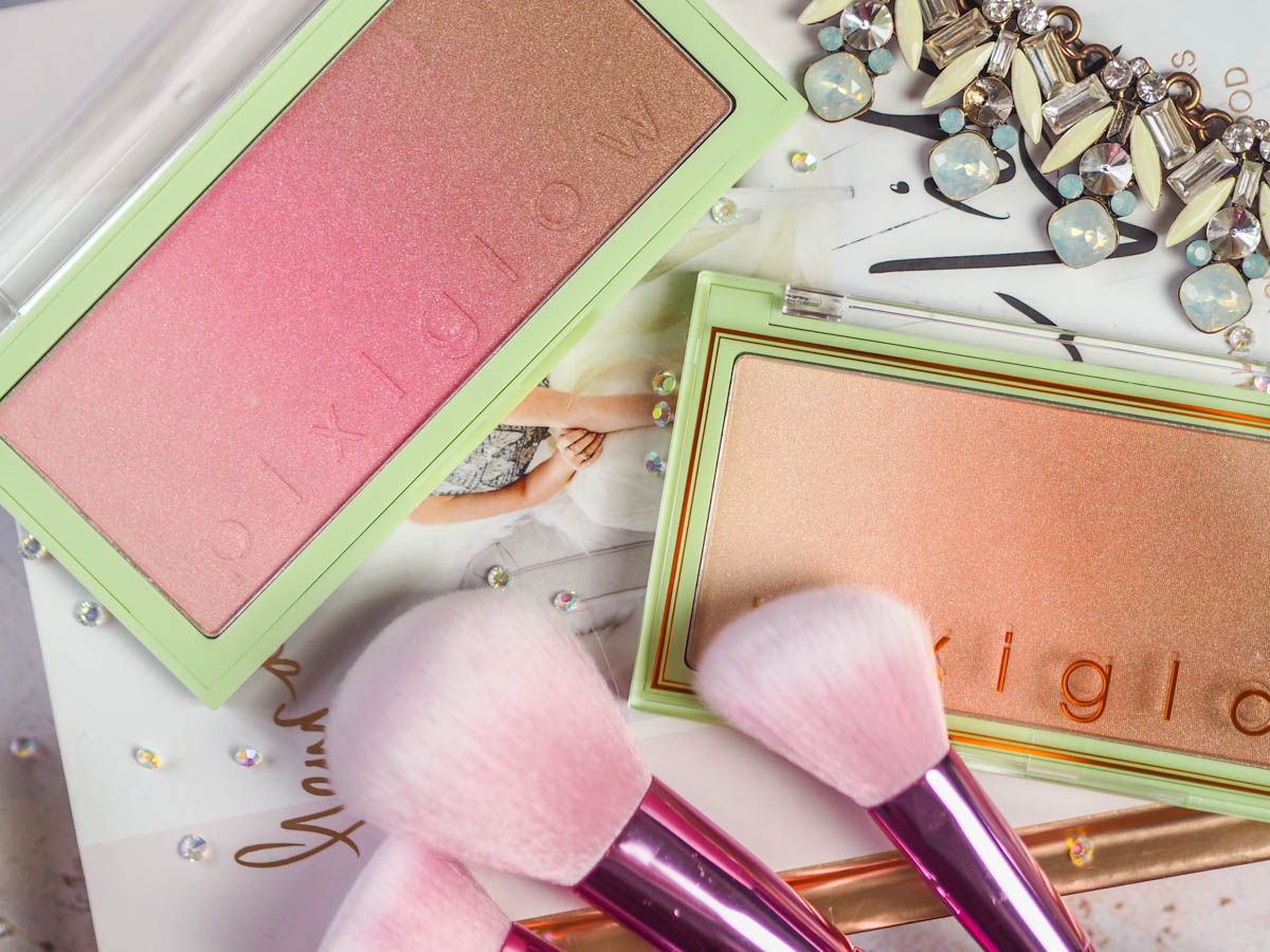 Pixi Pixiglow Cake Powders Review