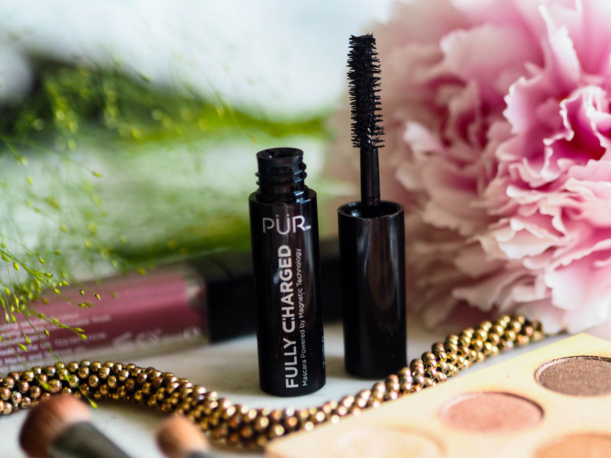PÜR Fully Charged Mascara Review
