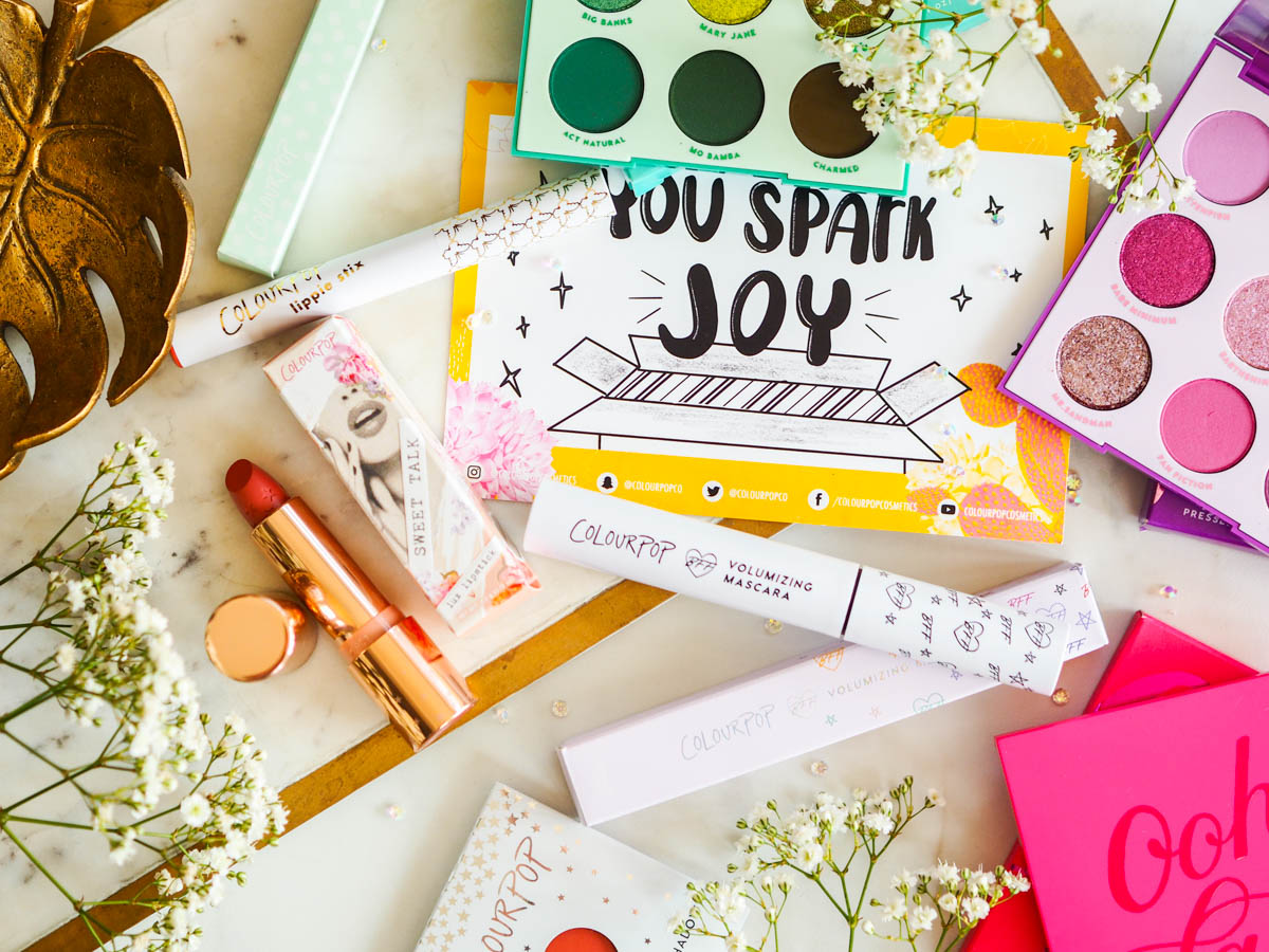 Colourpop Haul – April 2019