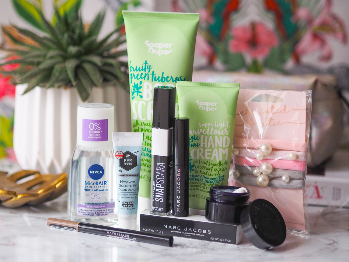 Create your Dream Beauty Box with Latest in Beauty