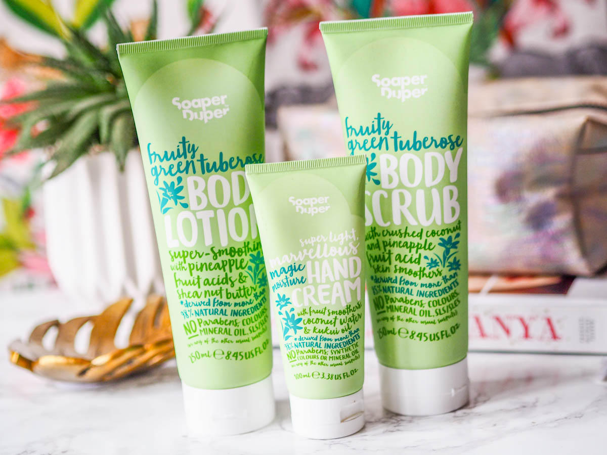 Soaper Duper Tuberose Line Put to the Test