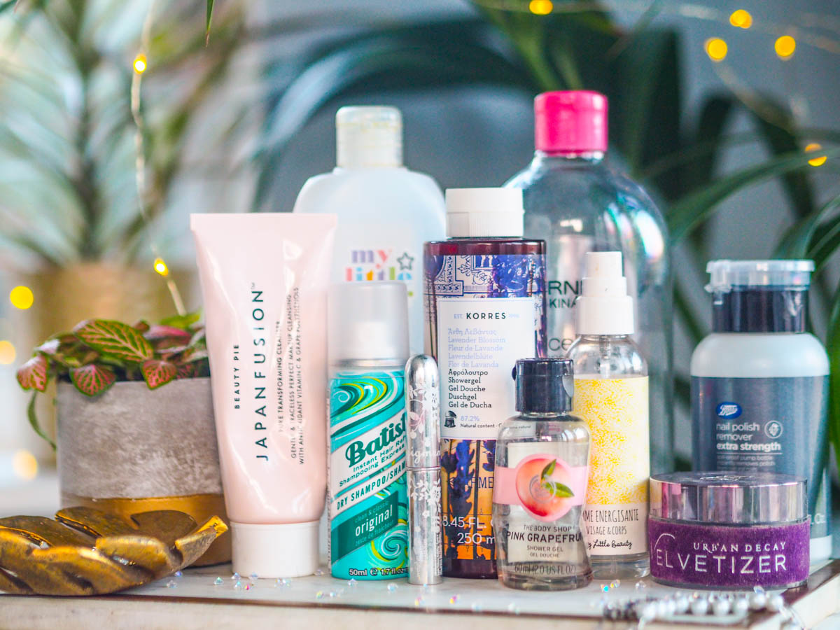Ten Empties #28 + A guest review from my Mum!