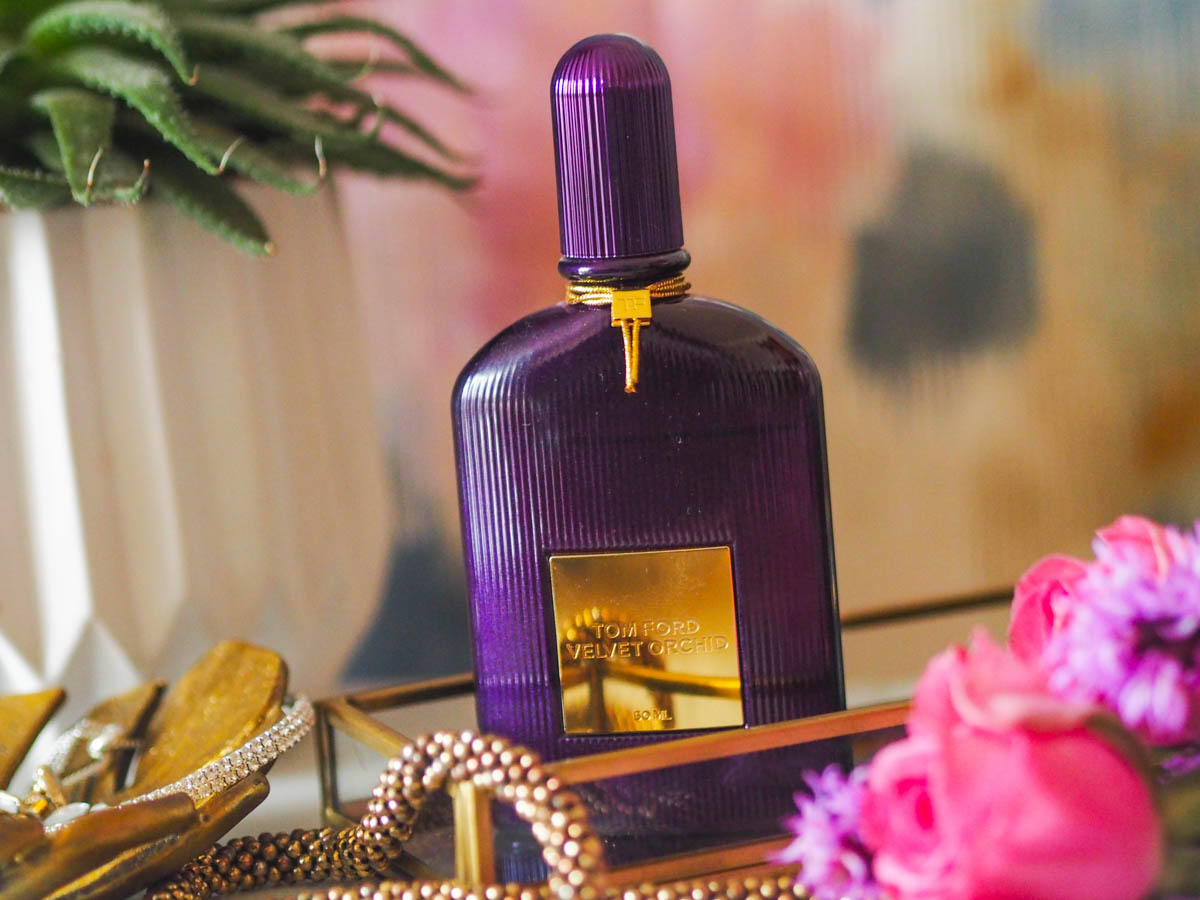 Tom Ford Velvet Orchid Fragrance Review