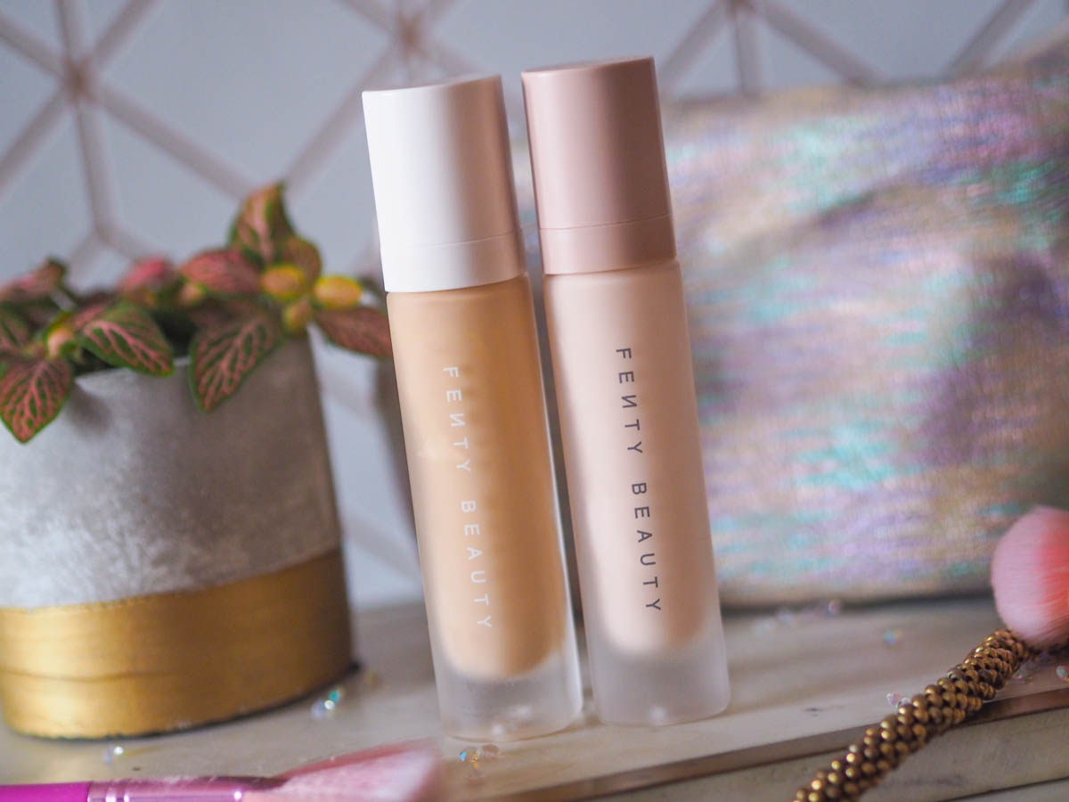 Fenty Pro Filt'r Primer and Foundation Review