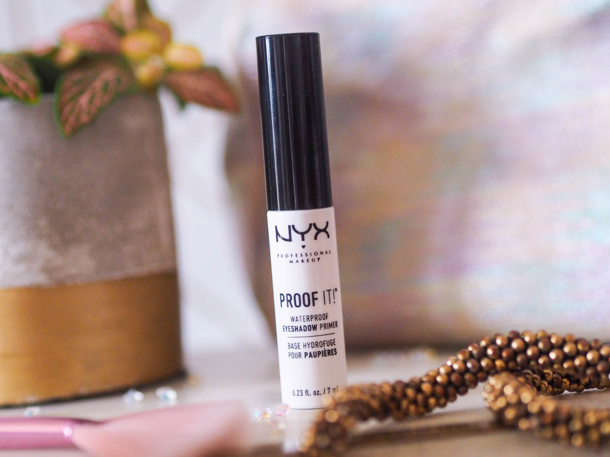 Can This Eyeshadow Primer Really Make Your Eyeshadow Waterproof?