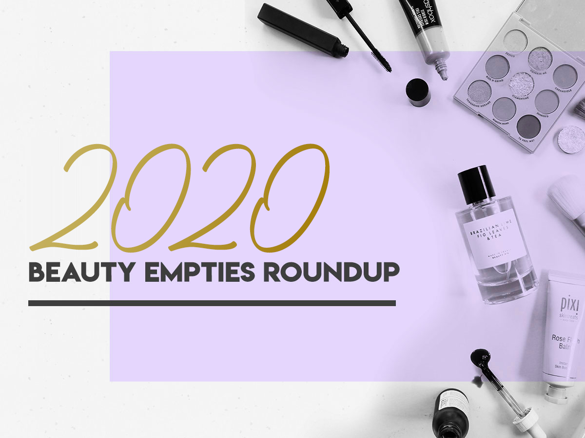 2020 Empties Roundup : The Final Stats