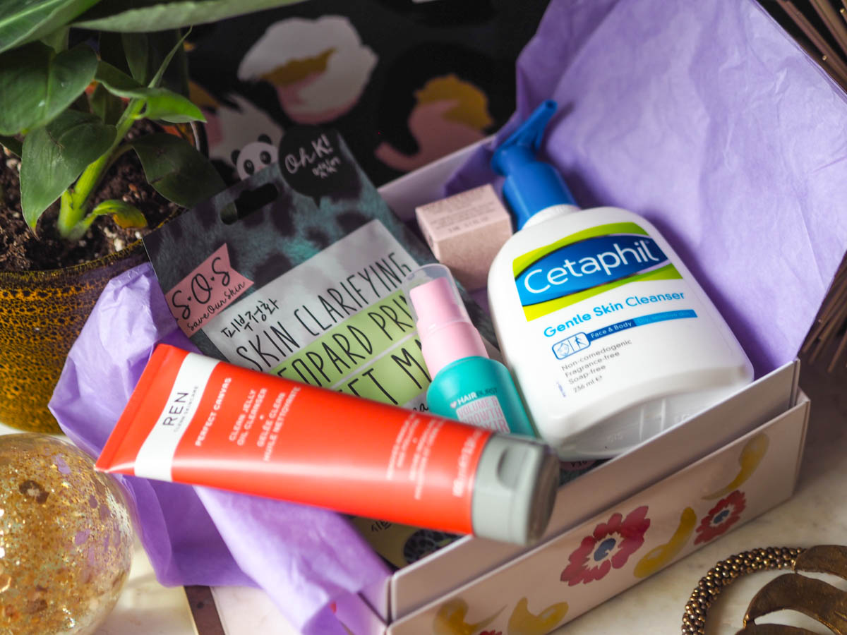 ASOS Beauty Box August 2021