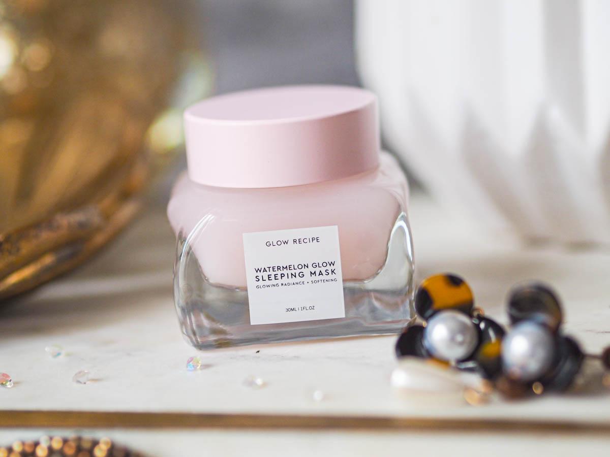 The Cult Beauty Starter Kit 2019 - Glow Recipe Watermelon Sleeping Mask