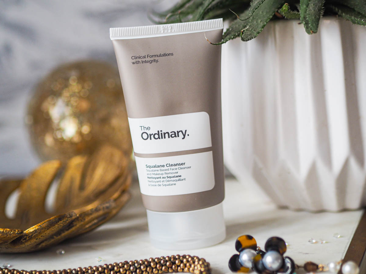 The Cult Beauty Starter Kit 2019 - The Ordinary Squalane Cleanser