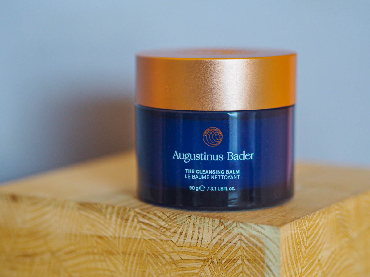 Augustinus Bader The Cleansing Balm Review