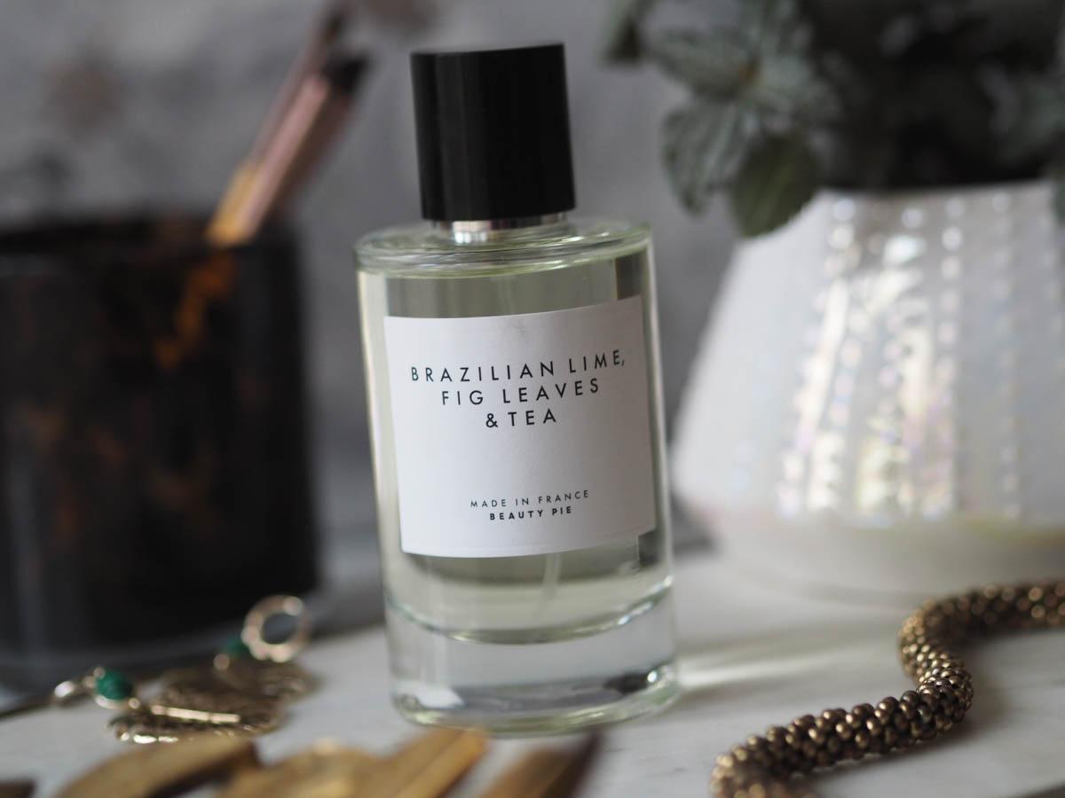 Beauty Pie Brazilian Lime, Fig Leaves & Tea Fragrance Review