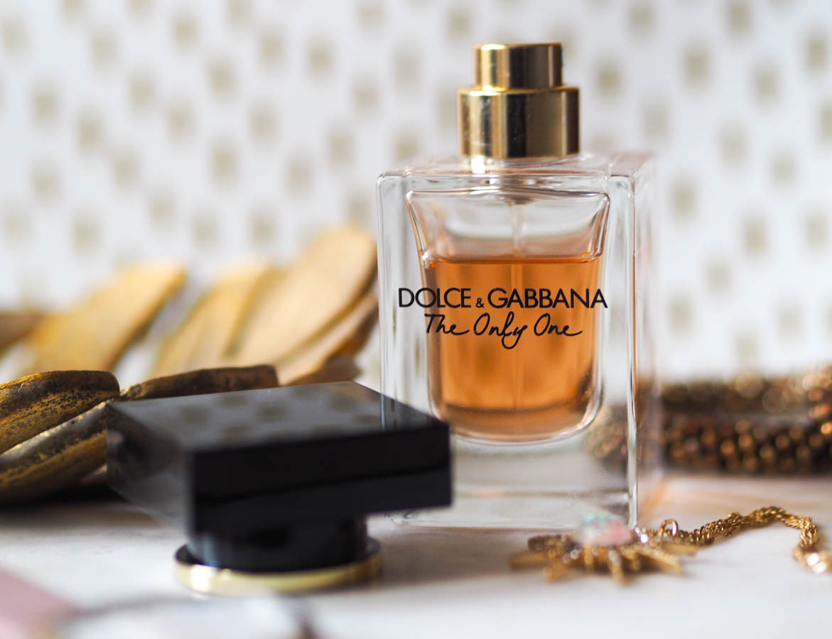 Dolce and Gabanna The Only One Perfume Review Packaging