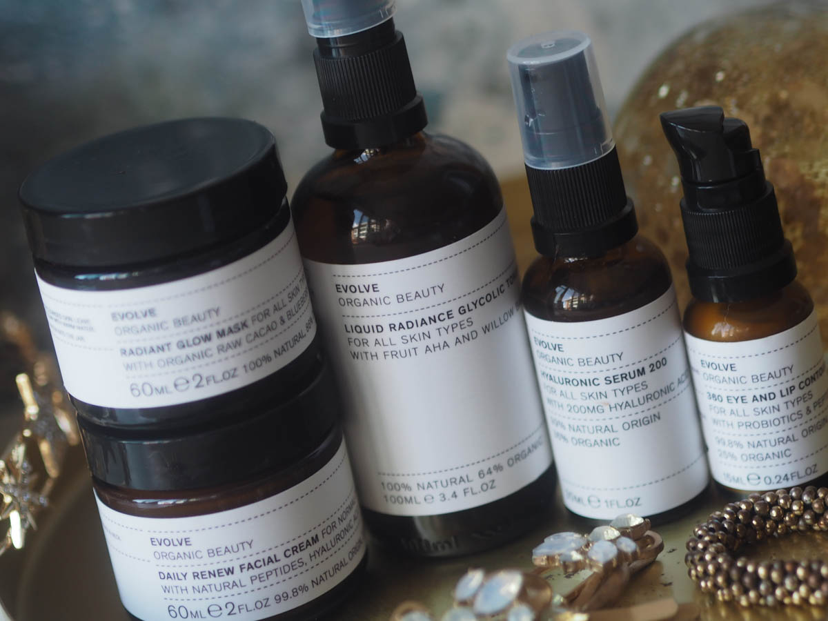 Evolve Skincare Review – Five Products Tested