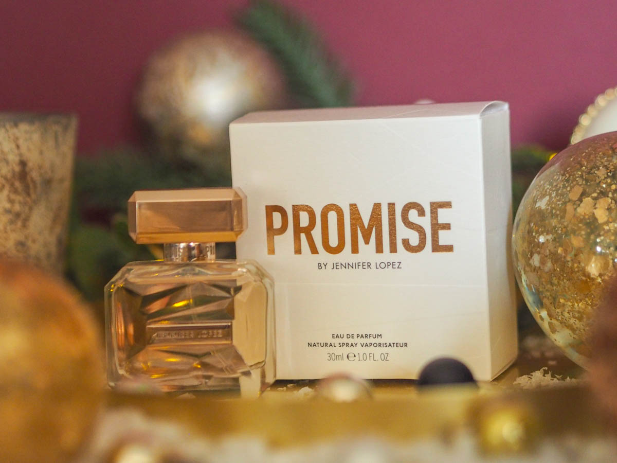 Jennifer Lopez Promise Perfume review