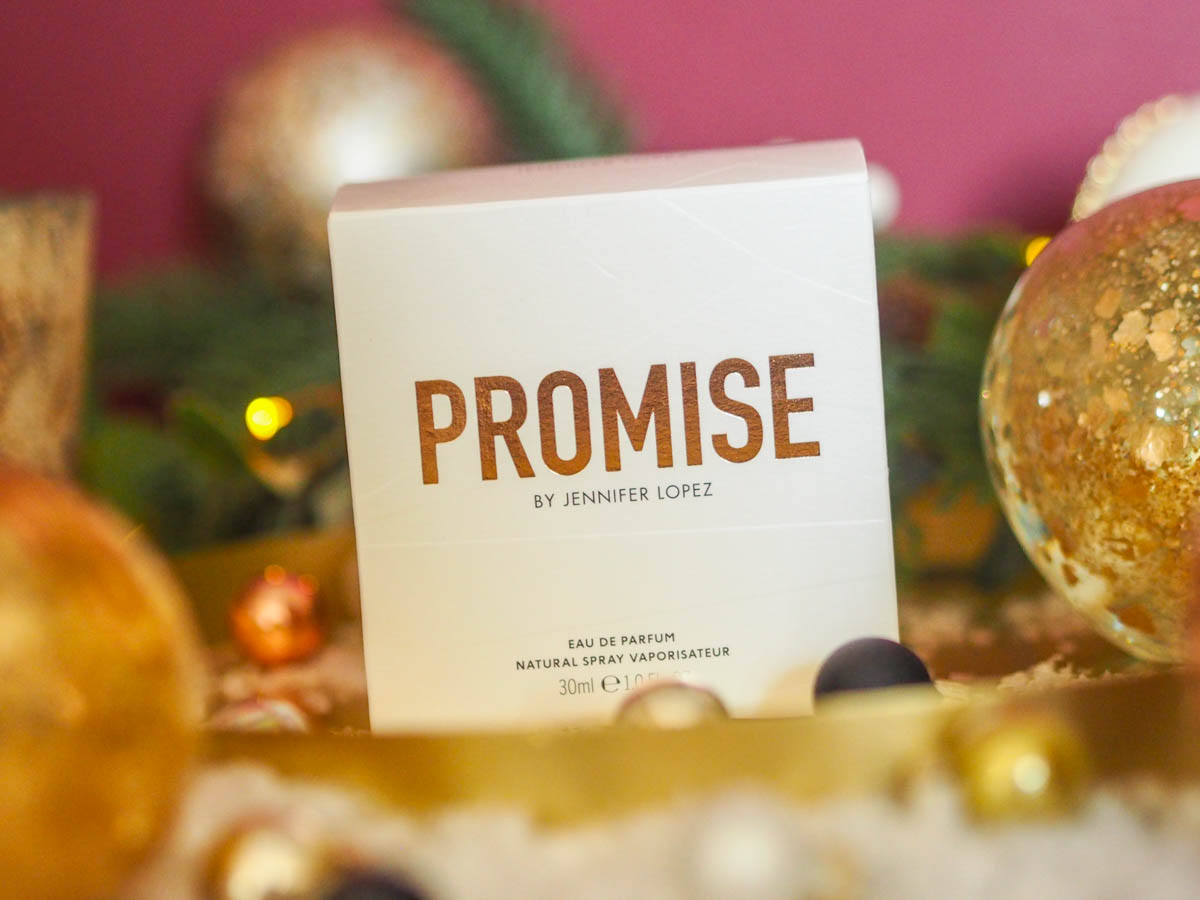 Jennifer Lopez Promise perfume box