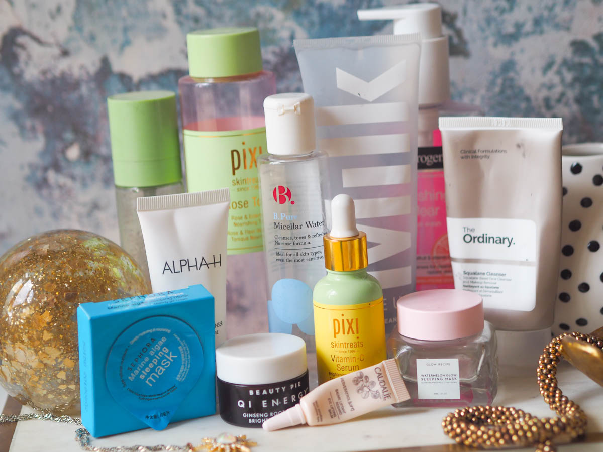 Lockdown Empties : Skincare