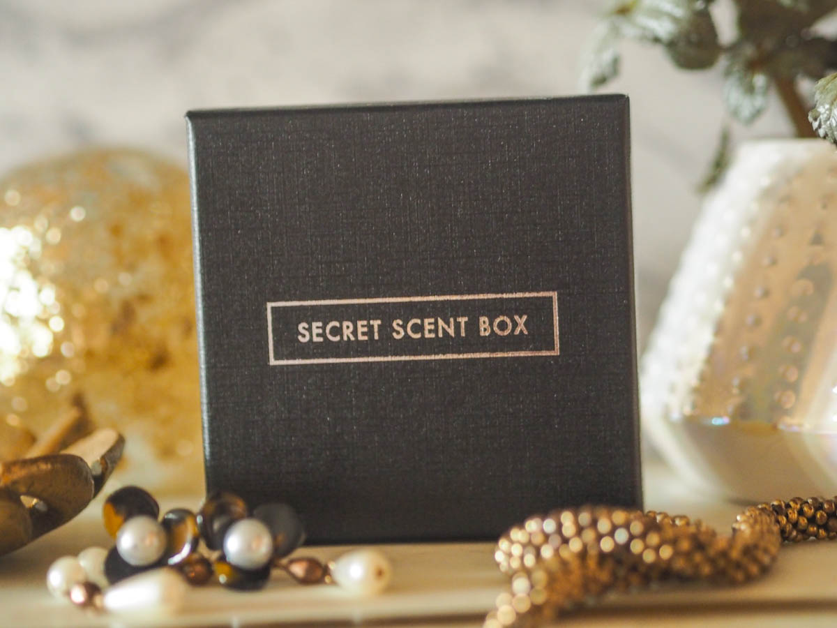 Secret Scent Box - January 2020
