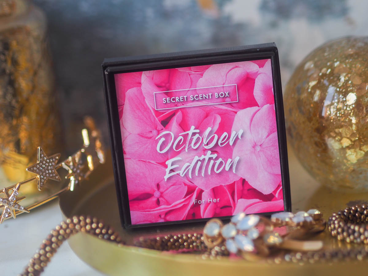 Secret Scent Box – October 2020