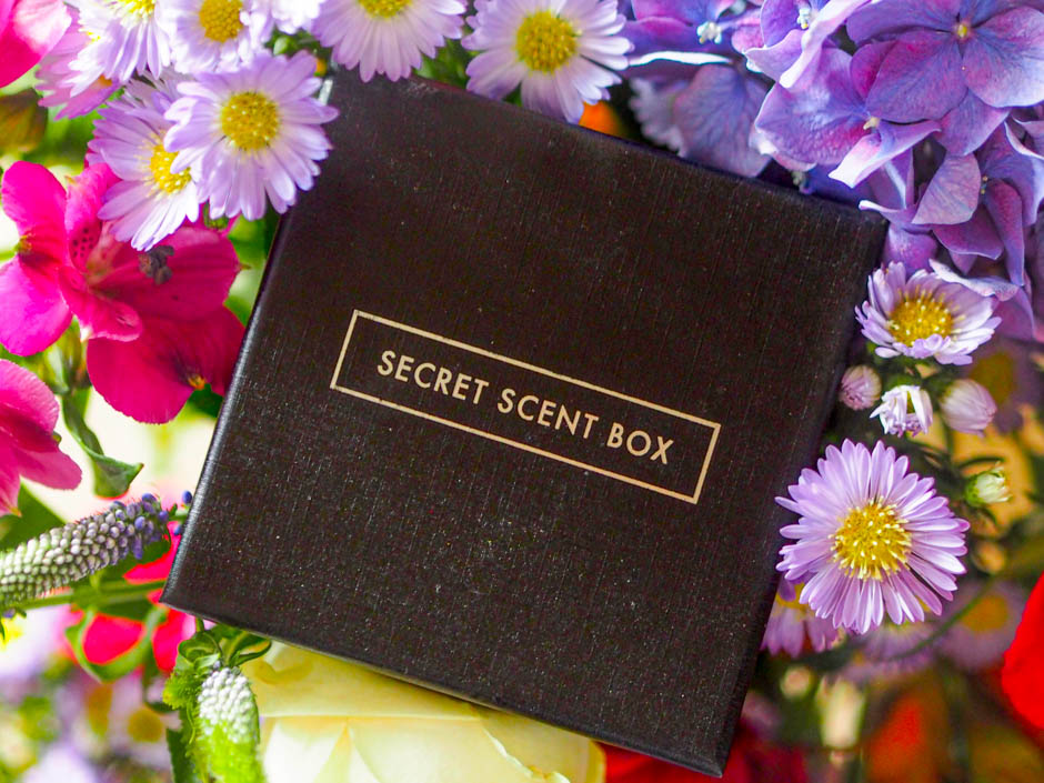 Secret Scent Box - September 2019