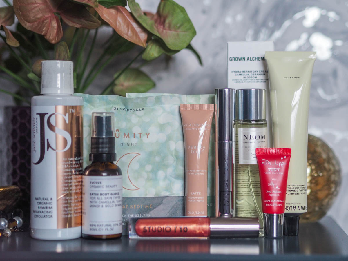 Showcase Beauty x Good Housekeeping Collaboration Box