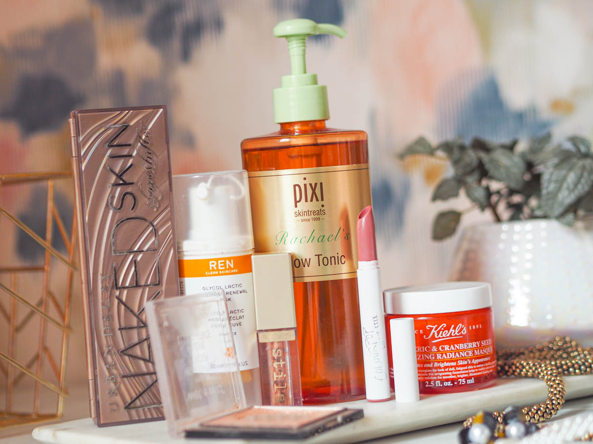 Six Beauty Products That I Love But Want to Finish Up