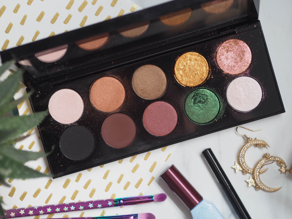 Pat Mcgrath Mothership Sublime - The Eyeshadow Palette Tag