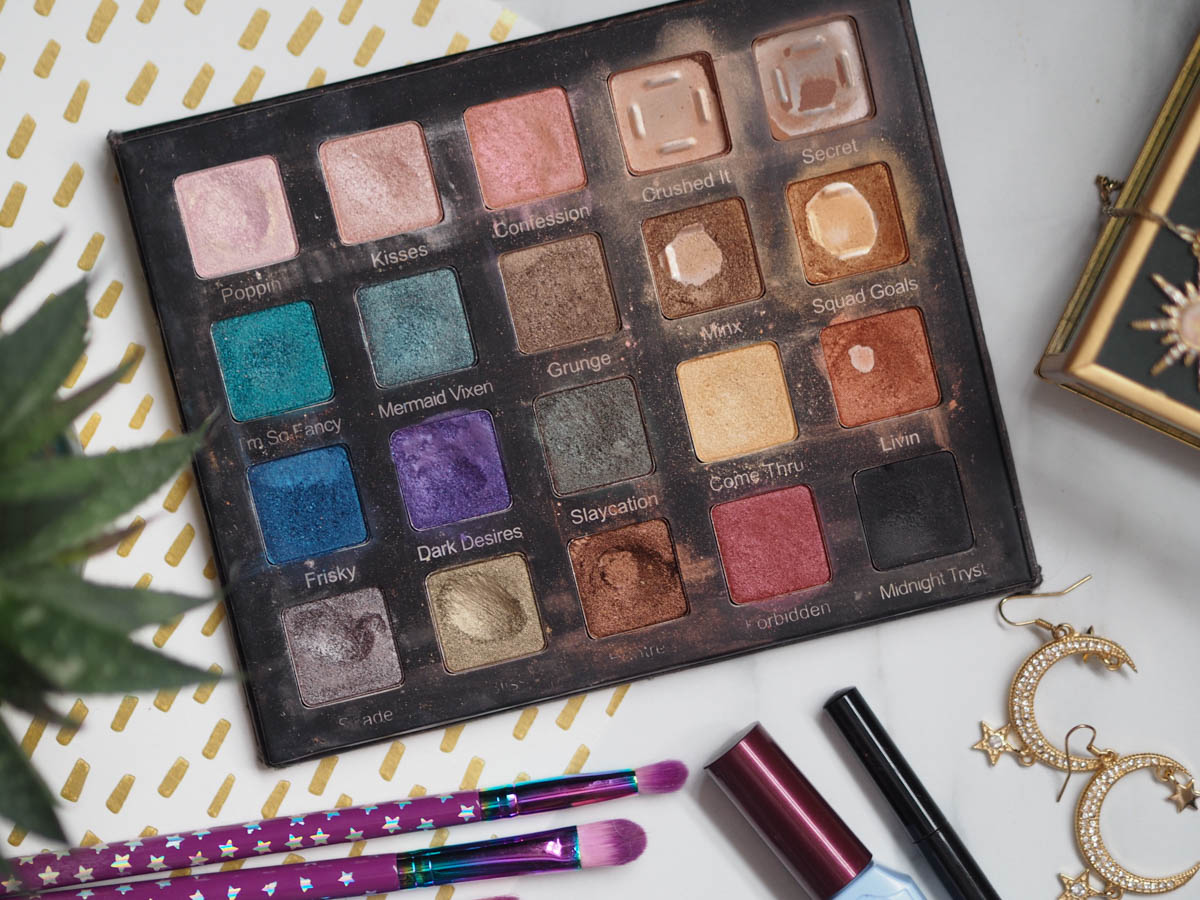 Violet Voss Drenched Metals Palette - The Eyeshadow Palette Tag